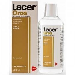 Lácer Oros Colutorio Triple Acción 500 ml