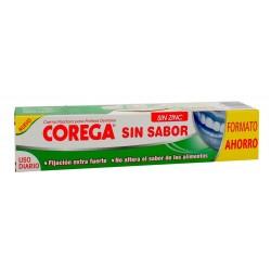 Corega Sin Sabor Crema Fijadora de Prótesis 70 gr.