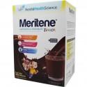 Meritene Junior Batido sabor Chocolate Suplemento Nutricional, 15 sobres