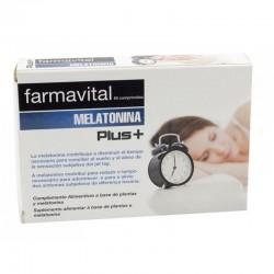 Farmavital Melatonina Plus, 60 comprimidos