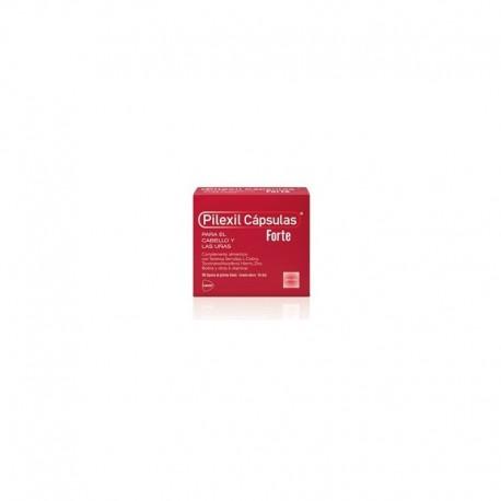 Pilexil Forte 100+20 cápsulas. El mejor precio web