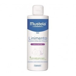 Mustela linimento limpieza 400 ml.+algodón de regalo