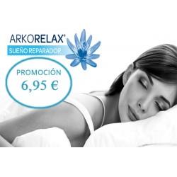 ARKORELAX SUEÑO. MEJOR PRECIO WEB. 6.95