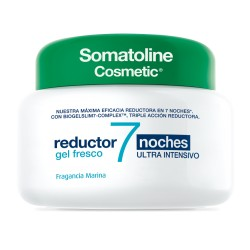 Somatoline Cosmetic Reductor 7 Noches Ultra Intensivo 450ml.