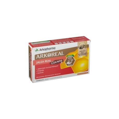 JALEA REAL 1000 MG CON GINSENG ARKO. OFERTA WEB: 13.50€
