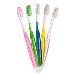 Lácer cepillo dental dureza media
