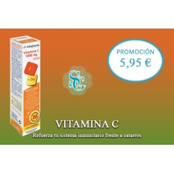 VITAMINA C 1000MG+ZN ARKO. COMP.MEJOR PRECIO WEB:5.50€