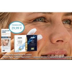 Fotoprotector Isdin Spot Prevent + Isdinceutics despigmentante