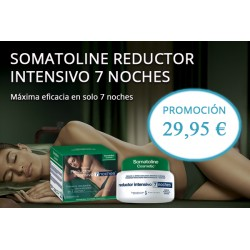 Somatoline Cosmetic Reductor 7 Noches Ultra Intensivo 450ml.