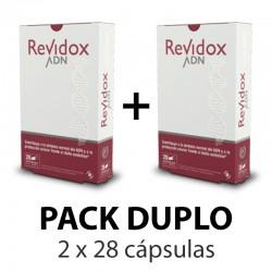 Revidox ADN Duplo 2x28 cápsulas - Antiedad, vitalidad