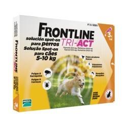 Frontline Tri-Active 5-10 Kg, 3 pipetas