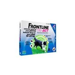 Frontline Tri-Active 10-20 Kg, 3 pipetas