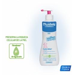 Mustela Hidra Bebé Leche Corporal Hidratante 500 ml.