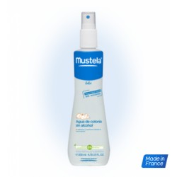 Mustela Colonia para Bebé Sin Alcohol 200 ml