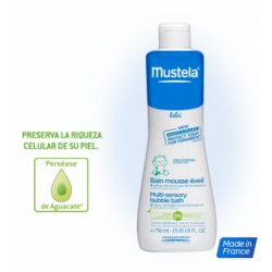 Mustela BabyGel -Gel Espumoso- 750 ml