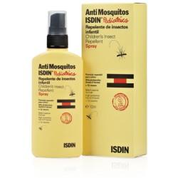 Antimosquitos Pediátrico Isdin, Spray Repelente de Insectos 100ml