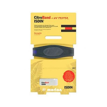 CitroBand Isdin Pulsera Antimosquitos + Tester UV