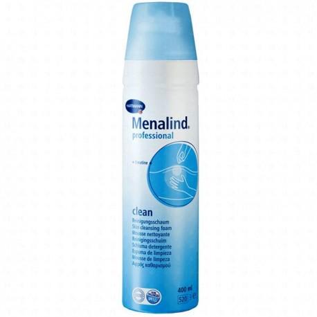 Hartmann Menalind Clean Espuma de Limpieza Profesional, 400 ml.
