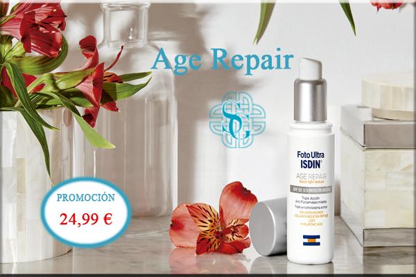 Fotoprotector age repair