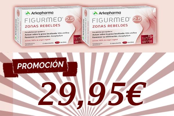 FIGURMED MEJOR PRECIO WEB 29.95 €